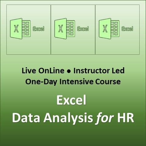 Excel Data Analysis for HR Course